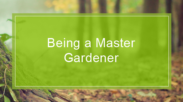 Master Gardener Program University of Wisconsin Extension