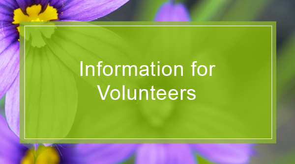 informtion-for-volunteers