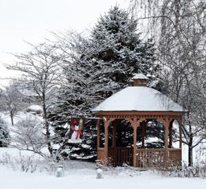 Winter in Wisconsin...