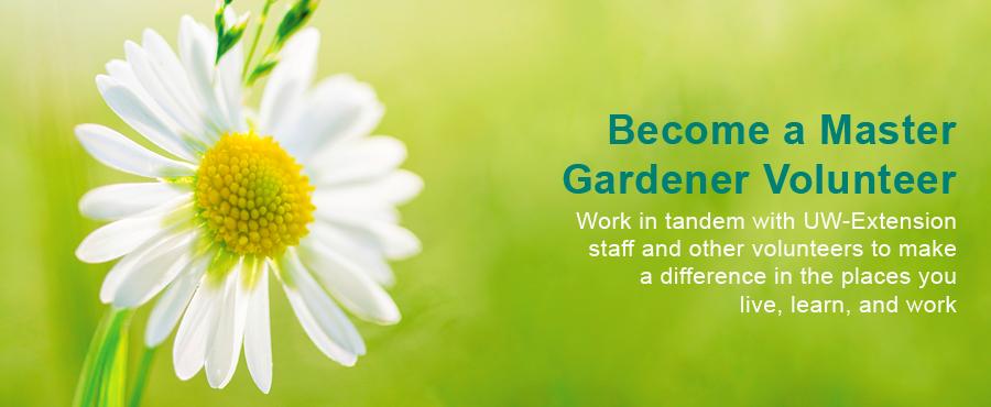 Master Gardener Program U2013 University Of Wisconsin Extension Ideas
