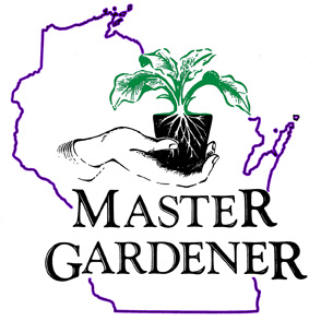 Previously, this logo has been used for all thing Master Gardener in Wisconsin. Starting in 2013, this logo now represents WIMGA