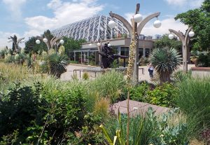 The Denver Botanic Gardens is a living laboratory for education and plant conservation programs.
