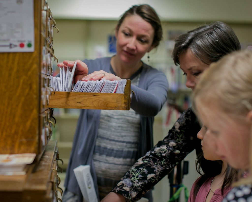 Community Seed Lending Library opened at the Appleton Public Library.