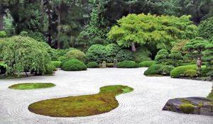 Flat Garden in Portland Gardens