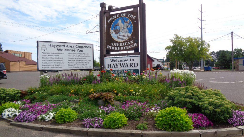 image of garden in Hayward, Wisconsin